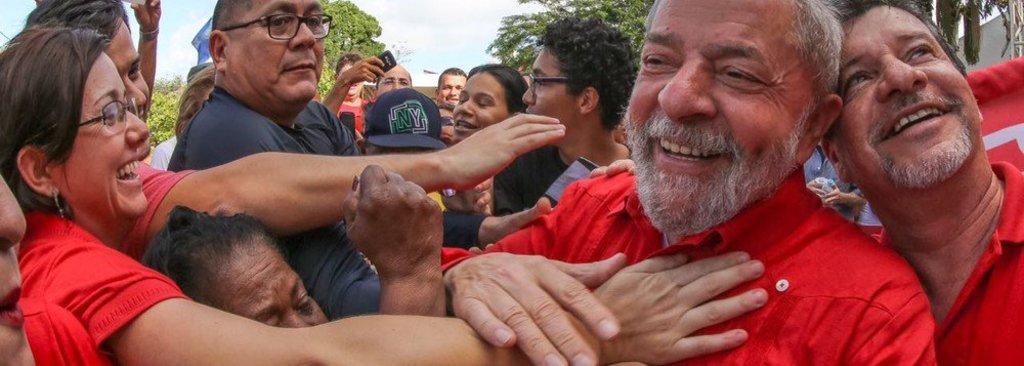 Lula dispara, vai a 37,3% e pode até vencer no primeiro turno  - Gente de Opinião