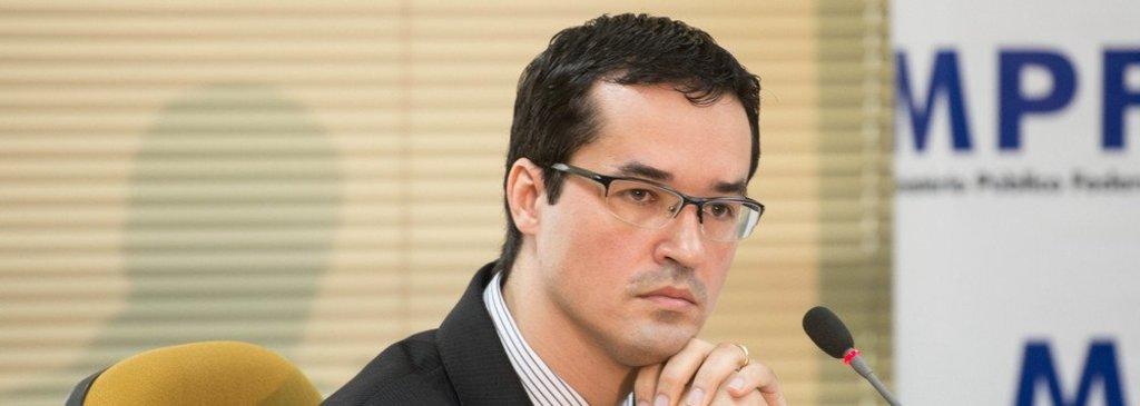 Deltan Dallagnol recebe R$ 35 mil por palestra  - Gente de Opinião