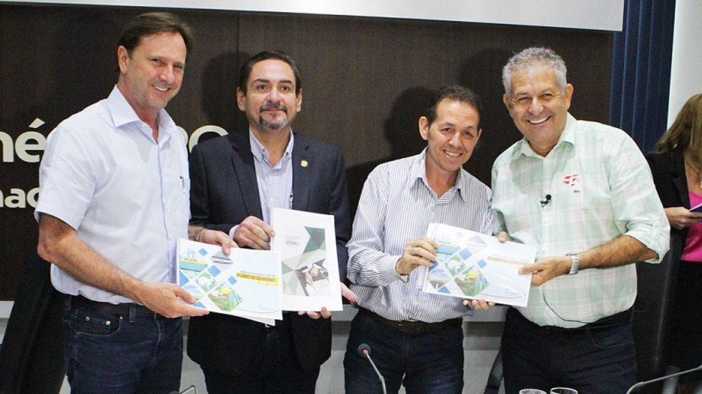 Fecomércio-RO recebe candidatos e entrega propostas de desenvolvimento do setor produtivo - Gente de Opinião