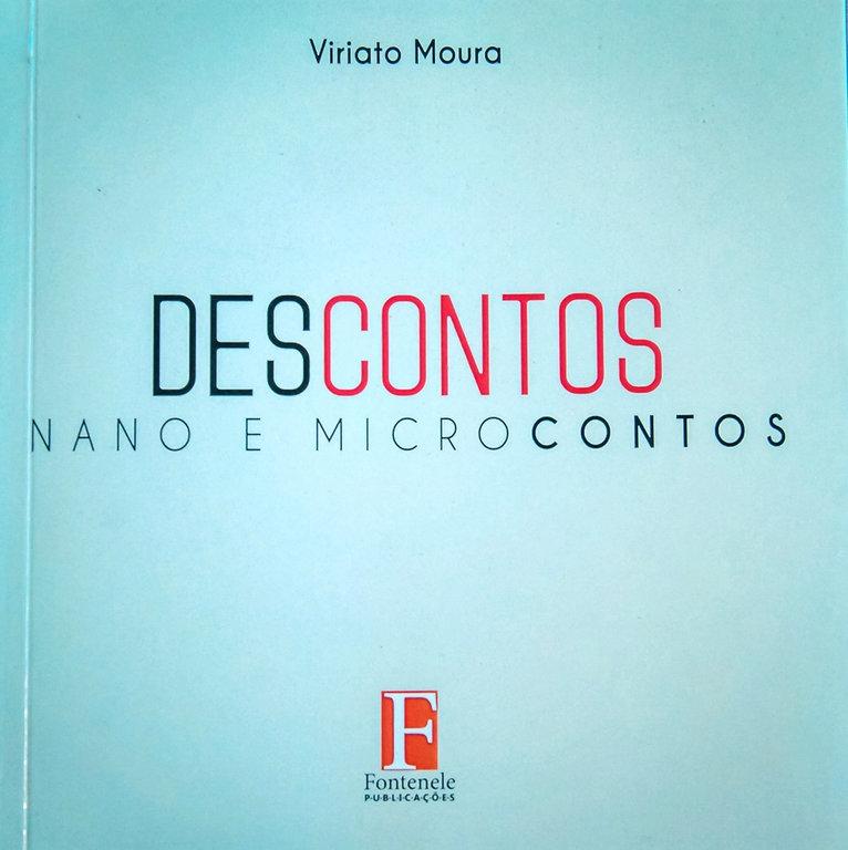 Viriato Moura, a essência do cotidiano em maravilhosos microcontos [Foto Jeferson Mota] - Gente de Opinião
