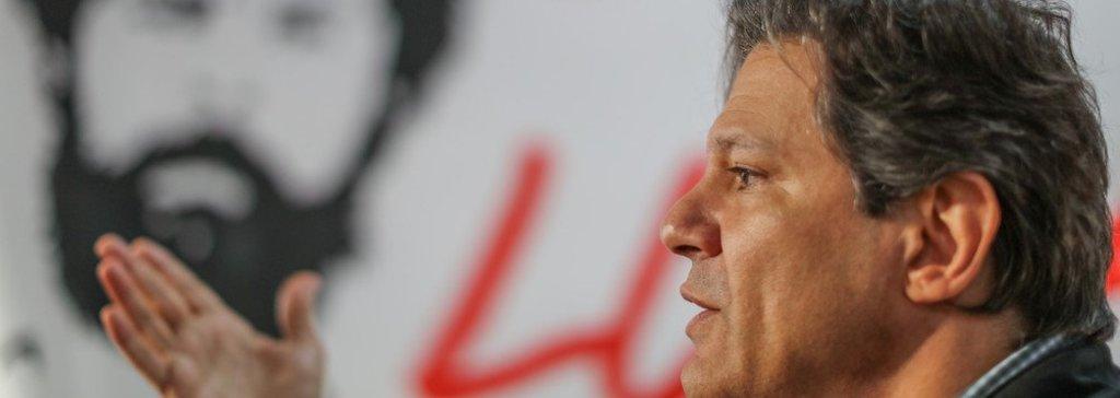 Crescimento de Lula amplia avenida para Haddad  - Gente de Opinião