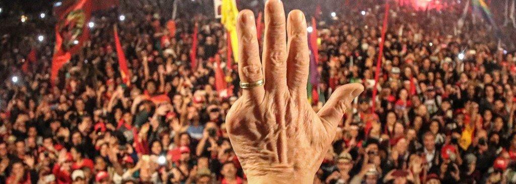 Datafolha coloca Lula ainda mais líder: 39%  - Gente de Opinião
