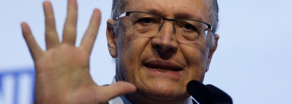 Alckmin: Bolsonaro perde para qualquer um no segundo turno  - Gente de Opinião