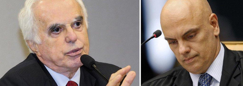 Alexandre de Moraes deve 'ler mais' para falar sobre decisão da ONU, diz diplomata  - Gente de Opinião