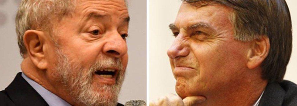 Lula tem 32% das intenções de voto e Bolsonaro, 20%, aponta XP/Ipespe - Gente de Opinião