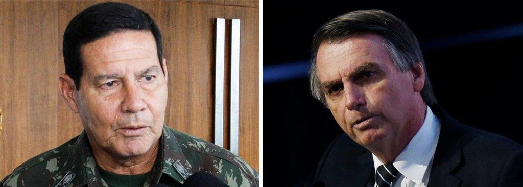 Mercado segue rumo à extrema-direita e aplaude general de Bolsonaro - Gente de Opinião