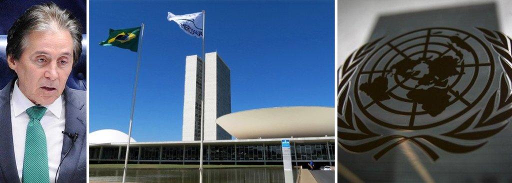 Congresso Nacional posiciona-se: Brasil assinou tratado e deve seguir ONU - Gente de Opinião