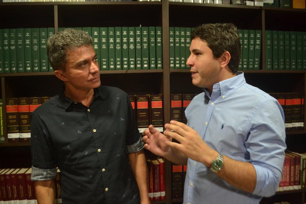 Plano de governo de Expedito Junior propõe ousadia e pacto por mudanças - Gente de Opinião