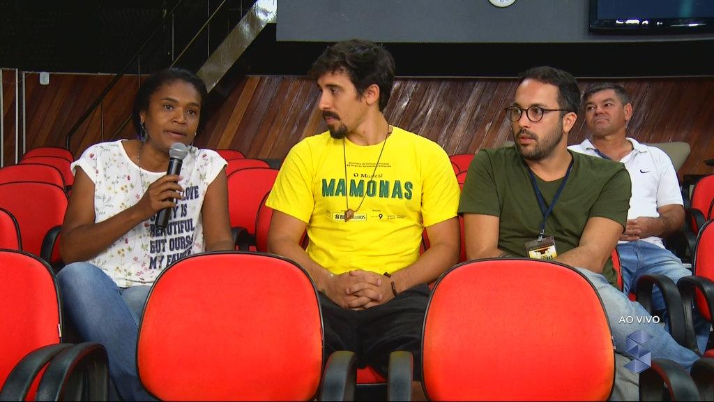 Acidente na estrutura do palco, cancela o musical Mamonas no Teatro Palácio das Artes (VÍDEO) - Gente de Opinião