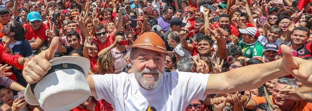 Ibope por estados, avassalador: Lula vence em 17, empata em 6 e perde em 2 - Gente de Opinião