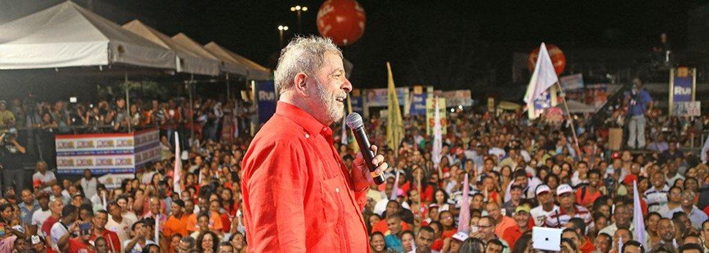 Lula já teria hoje 54 milhões de votos  - Gente de Opinião