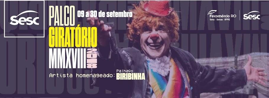 Zekatraca  Palco Giratório homenageia o Biribinha - Silvio Santos ... c27ca0f969a