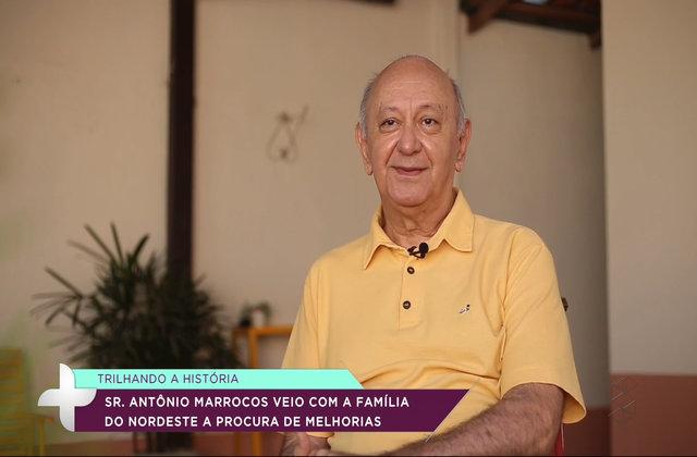 Antônio Marrocos, um Destemido Pioneiro (VÍDEO)