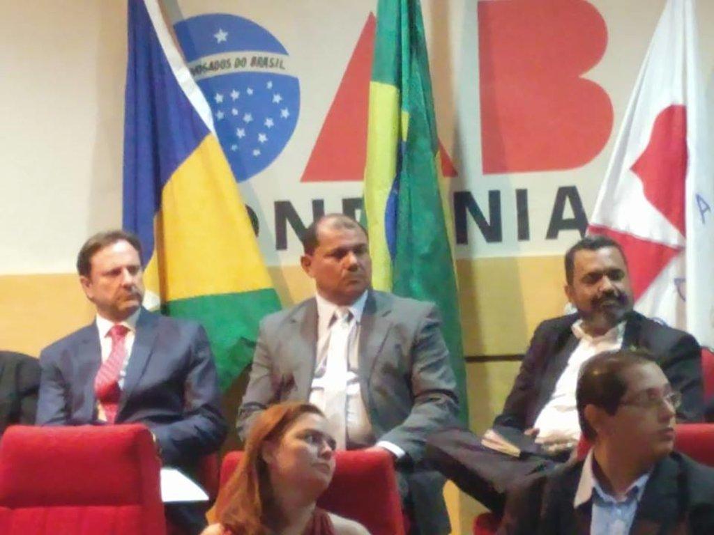 Na OAB, Pedro Nazareno do PSTU firma compromisso pela ética nas eleições em Rondônia - Gente de Opinião