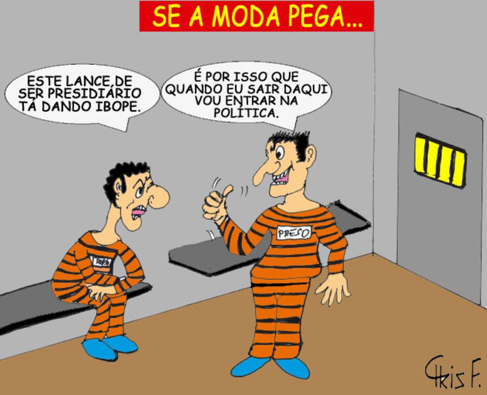 SE A MODA PEGA... - Gente de Opinião