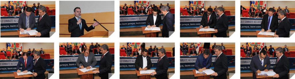 Ato Cívico na OAB/RO reúne candidatos ao governo do estado e firma compromisso pela ética na política - Gente de Opinião