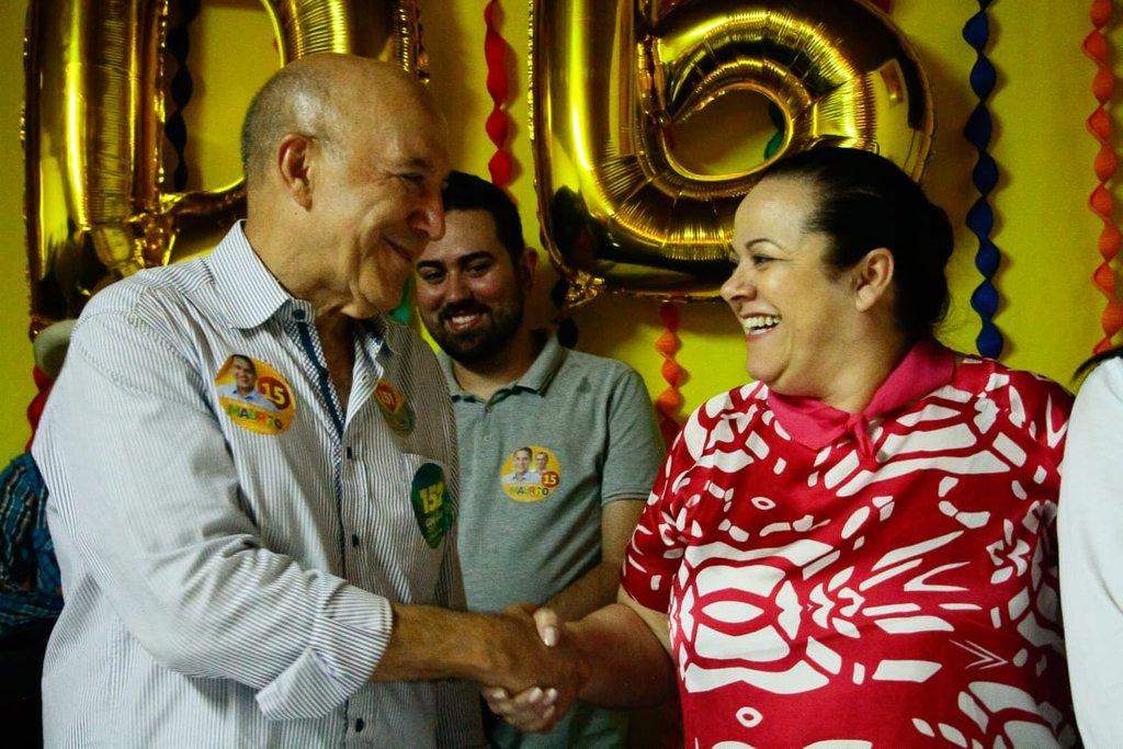Parceria de Confúcio com Cláudia Moura completa mais de duas décadas - Gente de Opinião