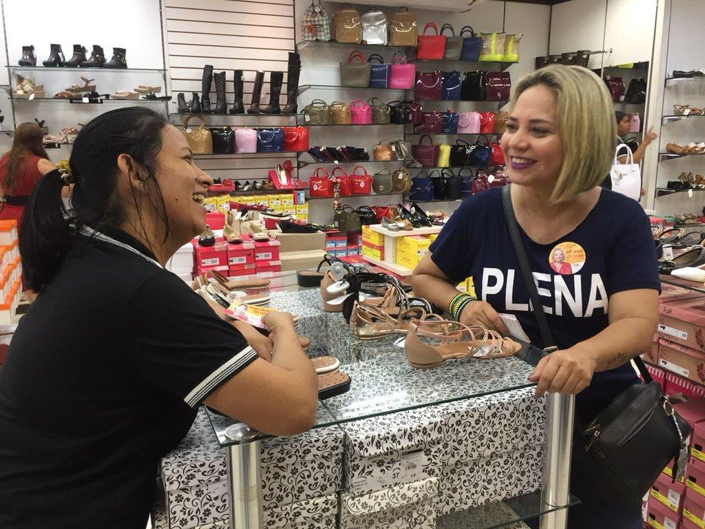 Mais um coletivo nacional pede que Rondônia vote em Luciana Oliveira para deputada estadual - Gente de Opinião