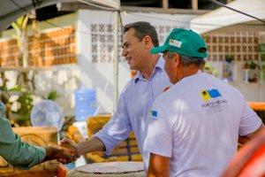 Maurão visita Portoagro e defende expansão das agroindústrias - Gente de Opinião