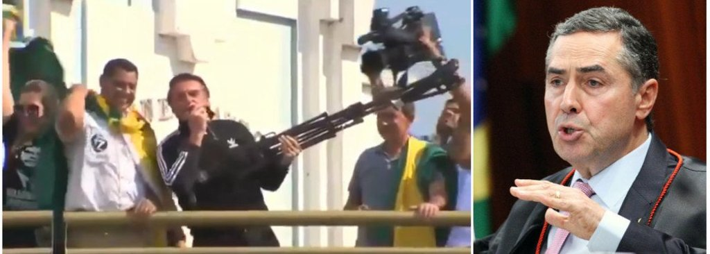 Bolsonaro ameaça 'fuzilar' petistas - Gente de Opinião