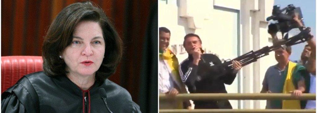 Raquel Dodge já pode propor a cassação da candidatura de Bolsonaro - Gente de Opinião