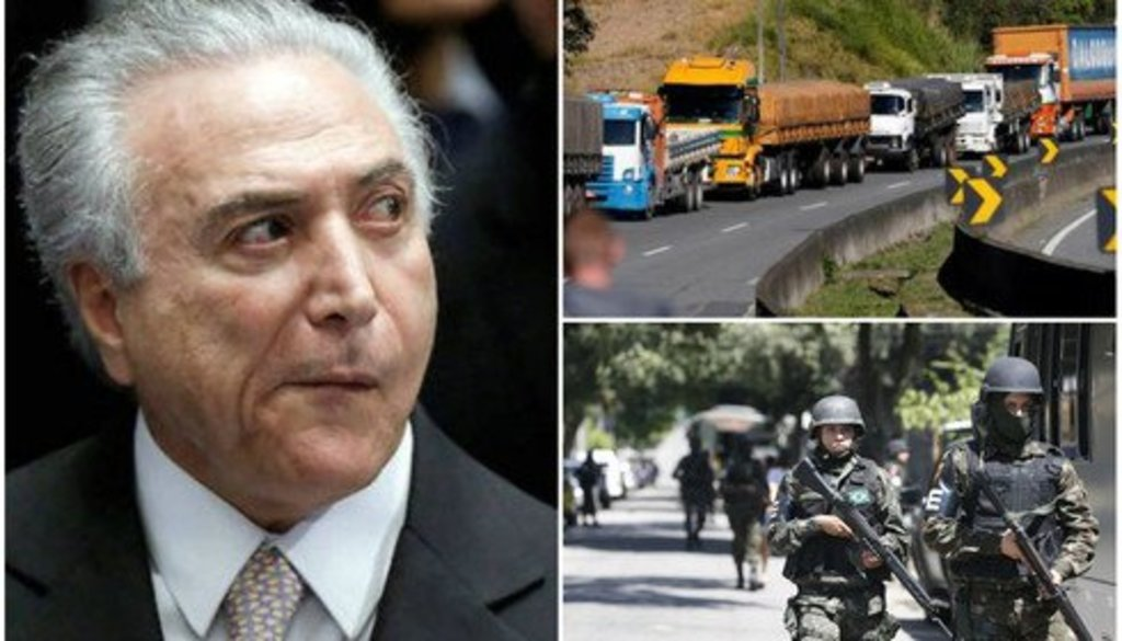 Temer, o estrangulador de orçamento: R$ 258 bilhões de rombo para o próximo governo  - Gente de Opinião