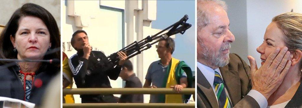 Campanha de Lula e Haddad entra com ação criminal contra Bolsonaro por incitar assassinatos  - Gente de Opinião