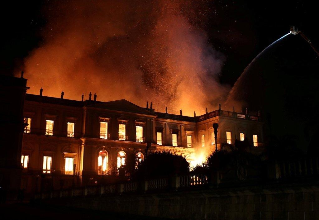 Água, fogo, museus destruídos lá e cá. Resta ao Iphan conformista, ressuscitar - Por Luiz Leite de Oliveira - Gente de Opinião