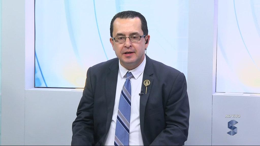 Jornalista Domingues Jr. - Gente de Opinião
