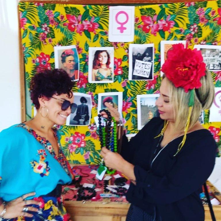Luciana Oliveira lança folder com propostas inovadoras e metas para o social - Gente de Opinião