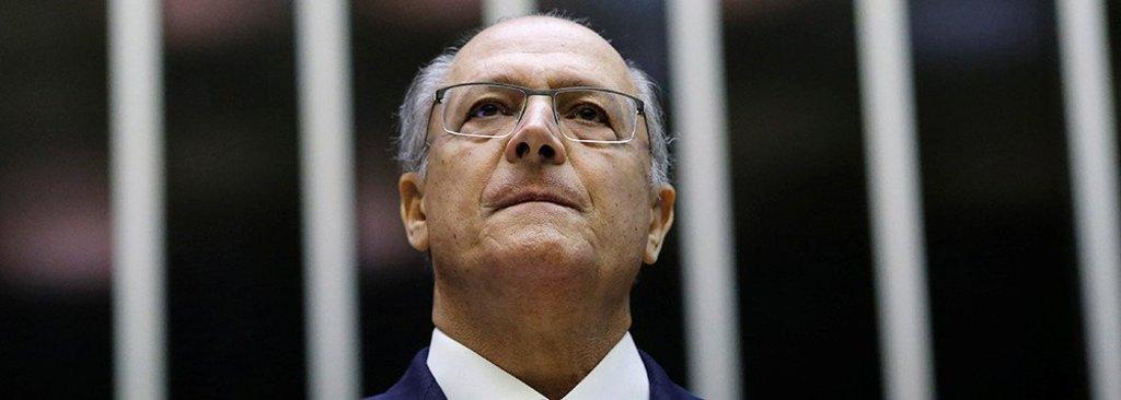 'Partido do Judiciário' dá sinais de que lançará Alckmin ao mar  - Gente de Opinião