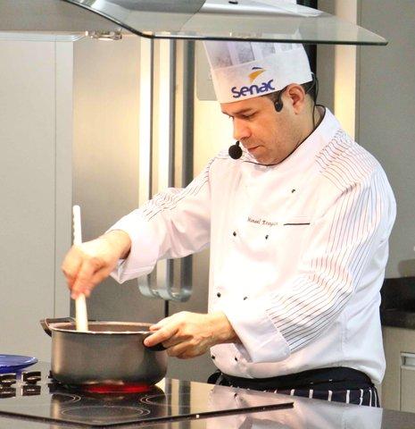 Chef de cozinha do Senac Rondônia é convidado para participar de evento na Coreia do Sul - Gente de Opinião