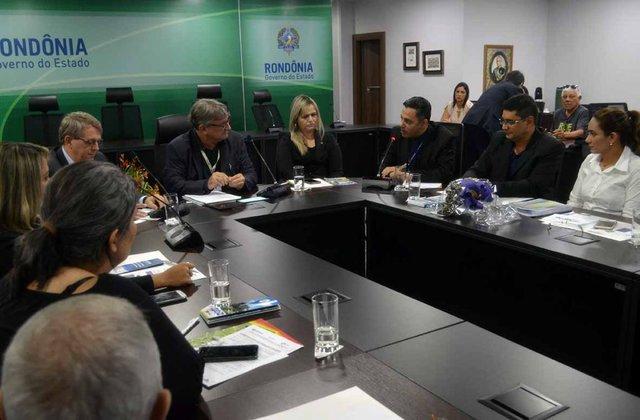 Profaz é apresentado em reunião sobre o turismo no Estado de Rondônia