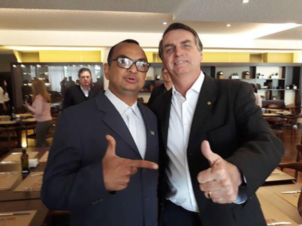 Coronel Charlon comenta atentado ao amigo Bolsonaro - Gente de Opinião