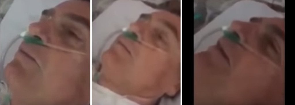 """Em vídeo gravado no hospital, Bolsonaro diz que """"nunca fez mal a ninguém' - Gente de Opinião"""