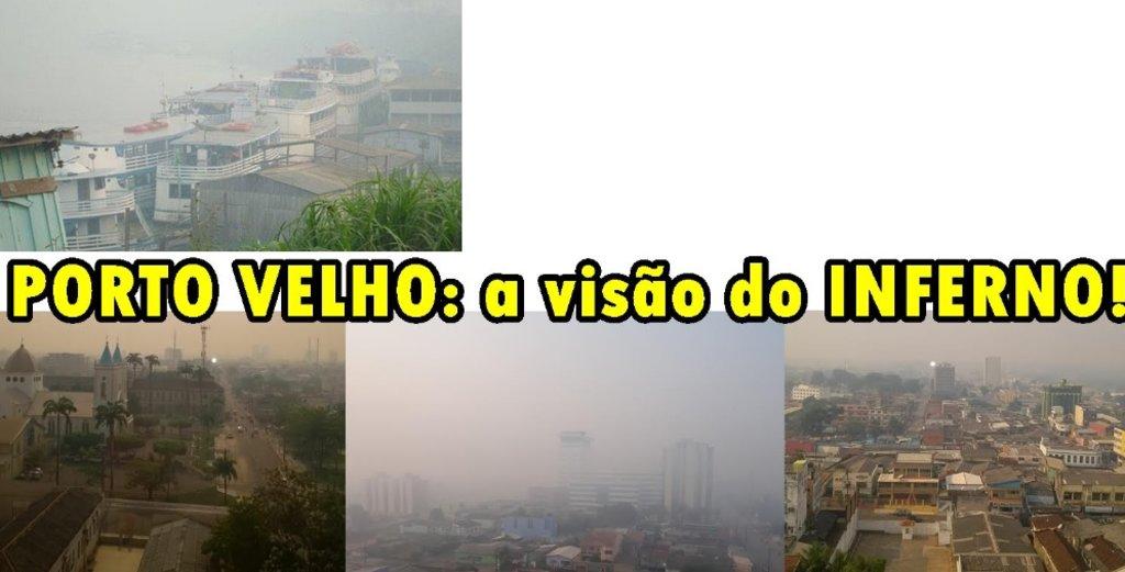 Turismo na fumaça - Professor Nazareno - Gente de Opinião