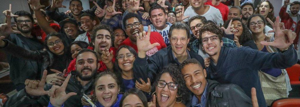 Começa a transposição dos votos para Haddad - Gente de Opinião