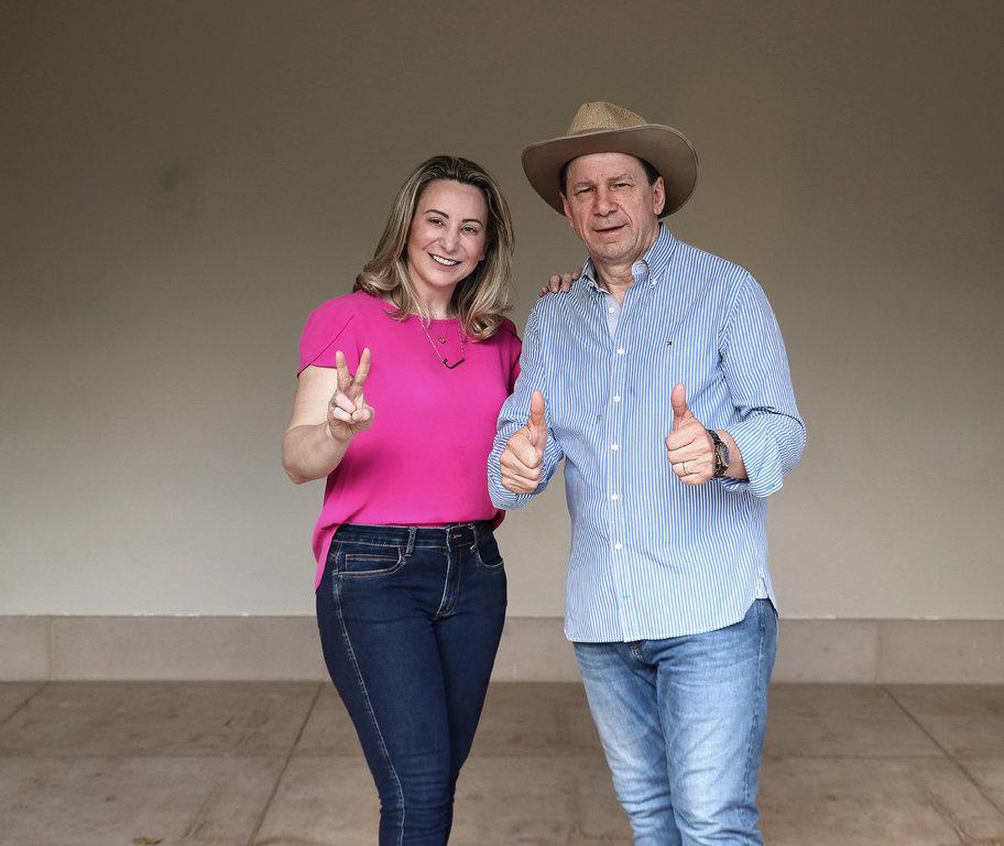 Senador Ivo Cassol acompanha caravana de Jaqueline Cassol no Cone Sul esta semana - Gente de Opinião