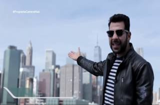 PRÓXIMO DESTINO: Juraci Júnior em Nova York (VÍDEO)