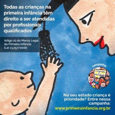 Atenção candidato, criança é prioridade! Por Marcela Ximenes
