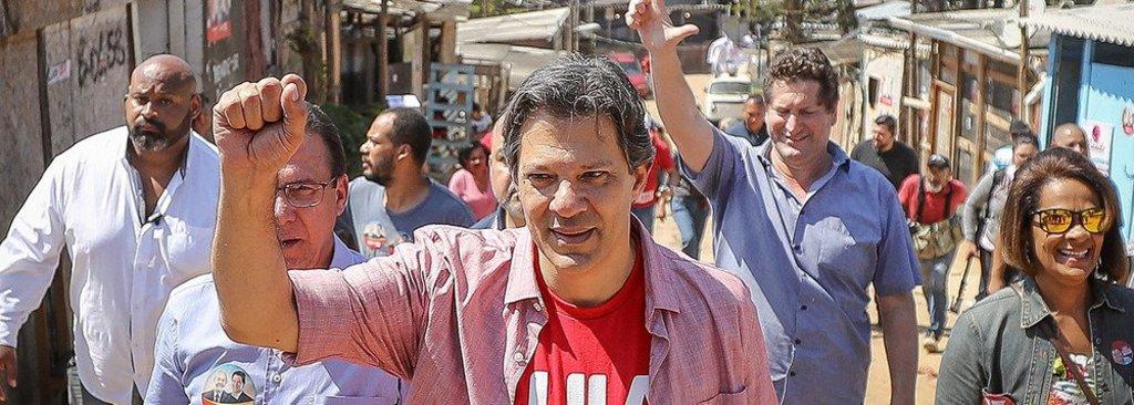 Candidatos reveem estratégia para conter ascensão de Haddad  - Gente de Opinião
