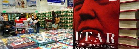 O que há no livro explosivo contra Trump