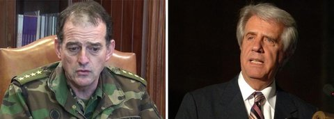 Uruguai manda prender comandante do Exército