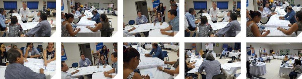 Encontros a fim de promover o desenvolvimento da região Centro-Leste são realizados por meio do programa Lider - Gente de Opinião