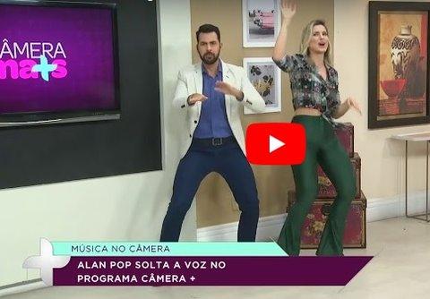 Juraci e Renata; Alegria total no Câmera + (VÍDEO)