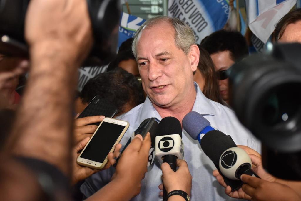 Ciro diz que vai ajudar Acir implantar escola de tempo integral em Rondônia - Gente de Opinião