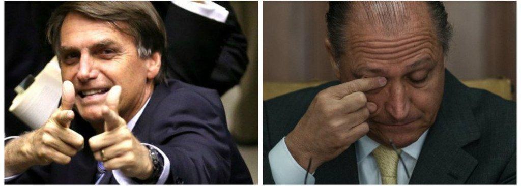 PSDB perde para Bolsonaro o eleitorado antipetista  - Gente de Opinião