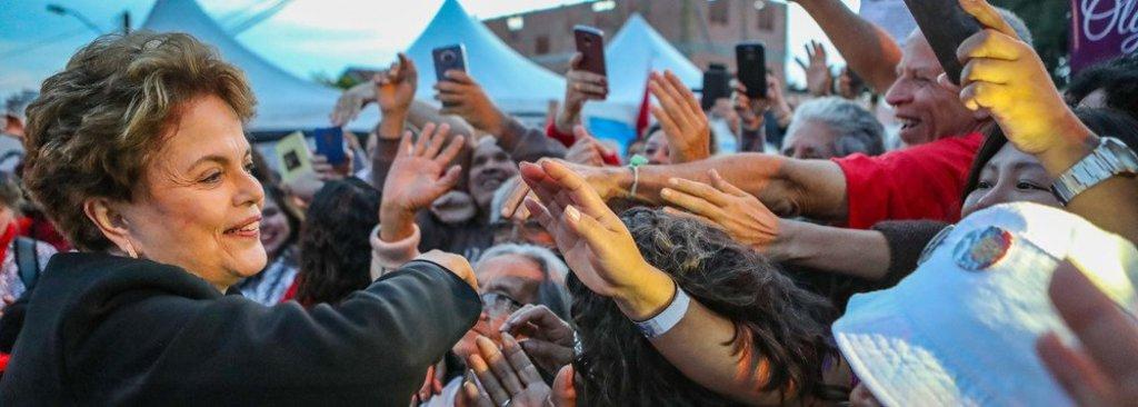 Ibope: Dilma se mantém líder isolada ao Senado - Gente de Opinião