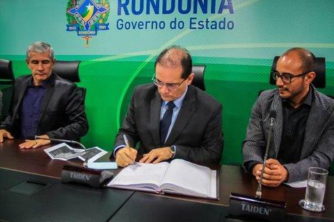 Novo presidente da Fundação Cultural do Estado de Rondônia toma posse