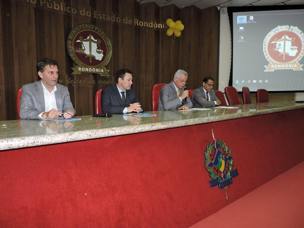 MP e PC promovem capacitação em Laboratório de Tecnologia contra Lavagem de Dinheiro - Gente de Opinião